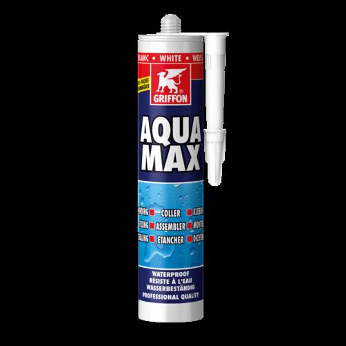 Griffon Aqua Max montagelijm en afdichtingskit 435g