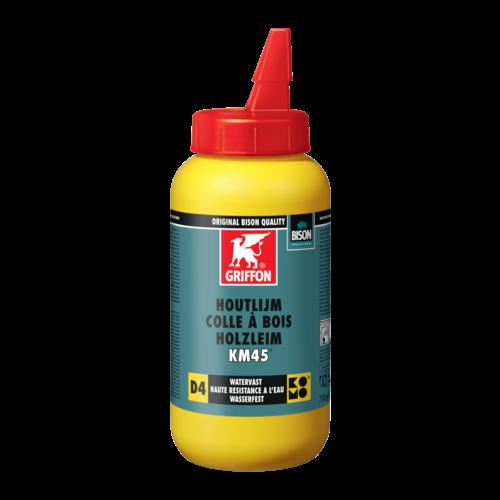 Griffon Houtlijm D4 PVAC KM45 750 gram flacon