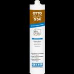 OTTO Ottoseal S34 Silicone voor vloervoegen 310ml