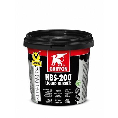 Griffon HBS-200 Liquid Rubber pot 1 liter