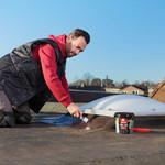 Griffon HBS-200 Rubber TIX Pot 1 liter