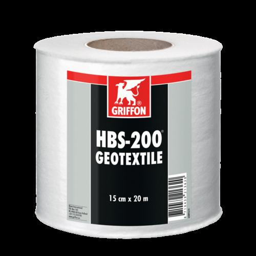 Griffon HBS-200 Geotextile 15cm x 20m rol