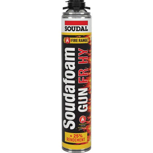 Soudal Soudafoam FR HY Gun 750ml