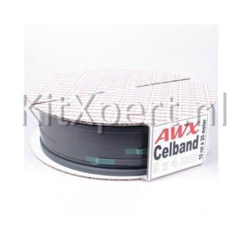 AWX pe band 9x3 wit 600mtr