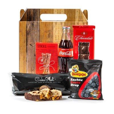 Kerstpakket Cola, Cake en Meer