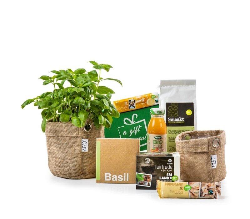 Kerstpakket Bio Basic