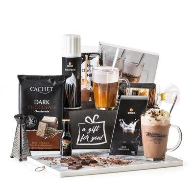 Kerstpakket Koffie en Choco