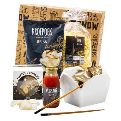 Kerstpakket Fortune Cookies
