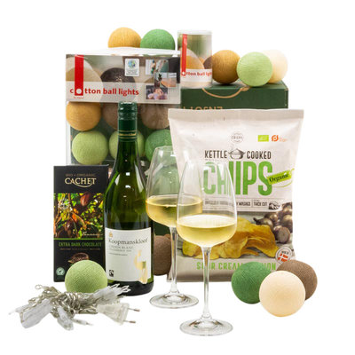 Kerstpakket Fairtrade en Bio