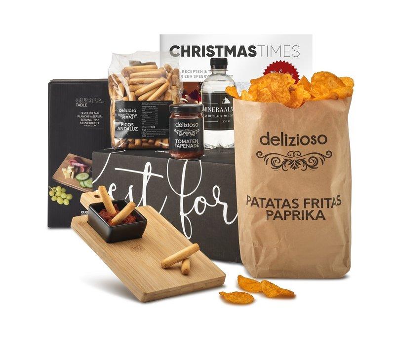 Kerstpakket Chip & Dip - 9%