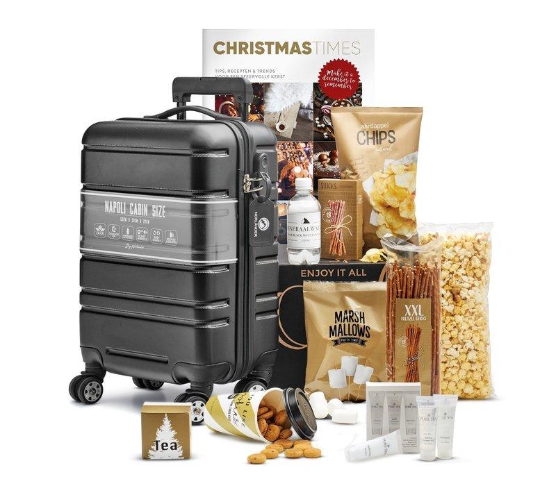 Kerstpakket Op rolletjes - 9%