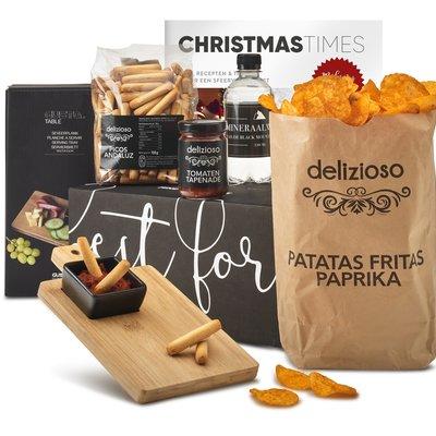 Kerstpakket Chip & Dip