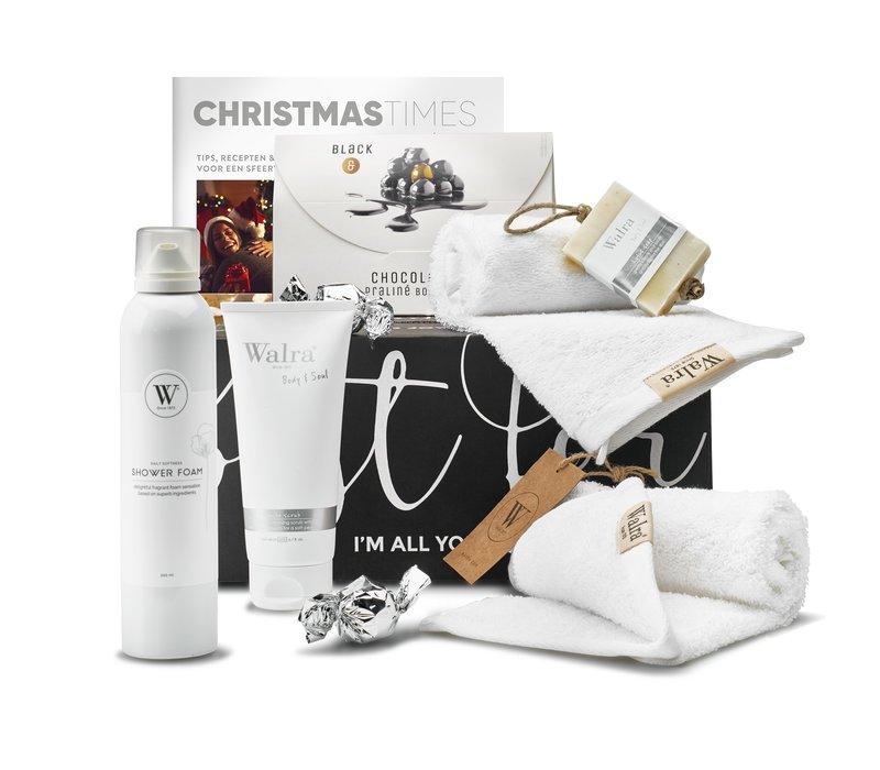 Kerstpakket Verwennerij
