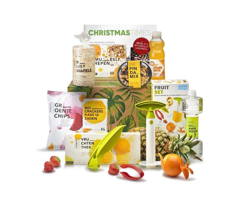 Kerstpakket Fris & Fruitig
