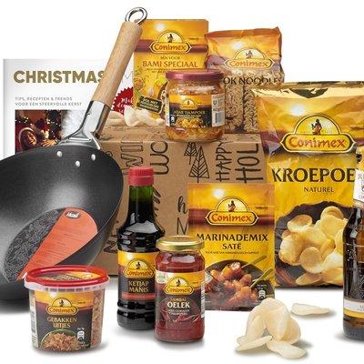Kerstpakket Topwok