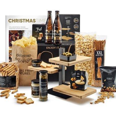Kerstpakket Serve & Enjoy