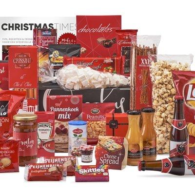 Kerstpakket Lekker roods