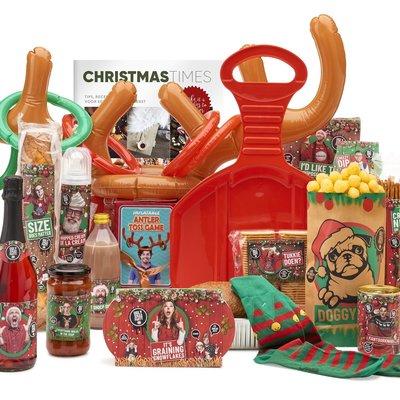 Kerstpakket Ugly Christmas