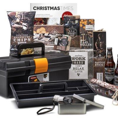 Kerstpakket Smakelijke klus