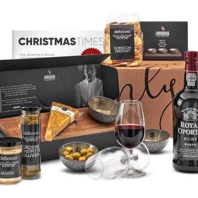 Kerstpakket Fijnproevers