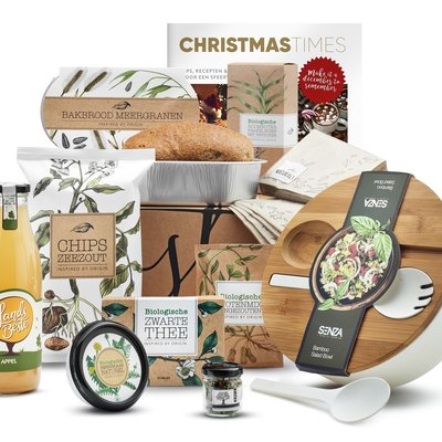 Kerstpakket Healthy & Tasty