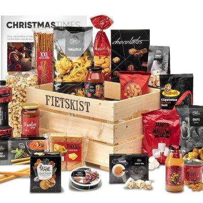 Kerstpakket Laat je niet kisten