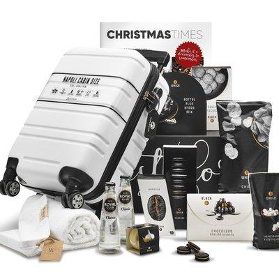 Kerstpakket Black & White