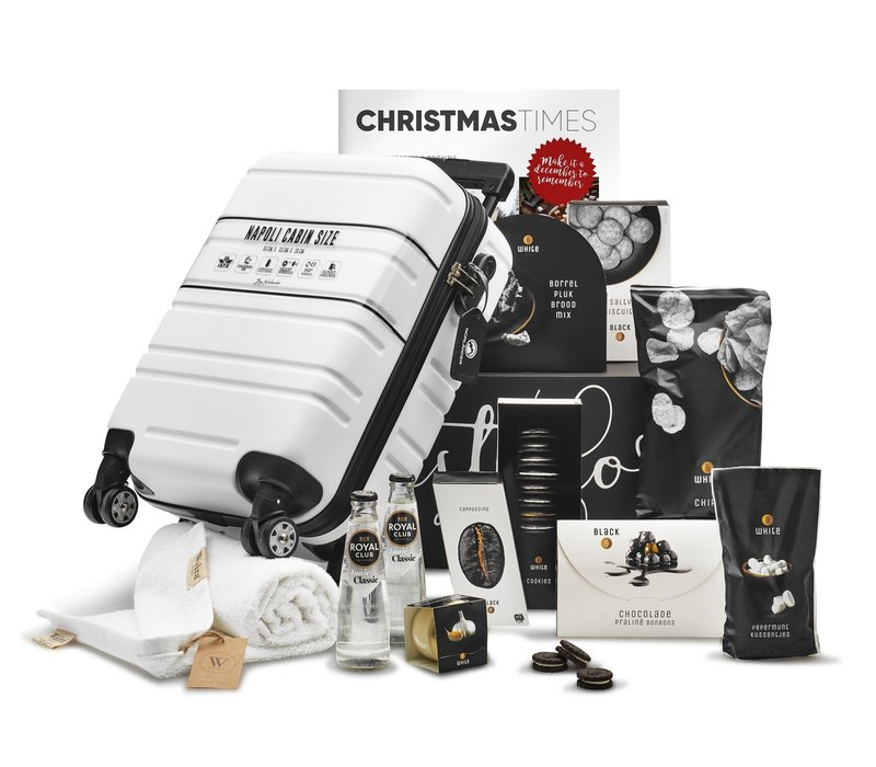 Kerstpakket Black & White