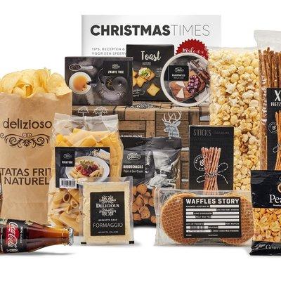 Kerstpakket Smullen maar