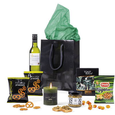 Kerstpakket Black Bag - Per 4 stuks
