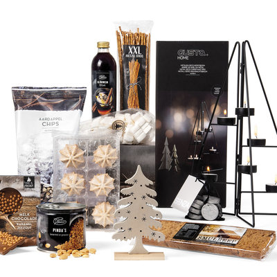 Kerstpakket Christmas Tree