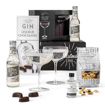 Kerstpakket Time for Gin