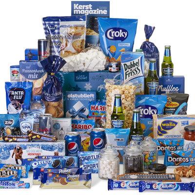 Kerstpakket Ik hou van blauw