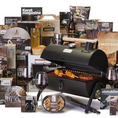 Kerstpakket Authentic BBQ