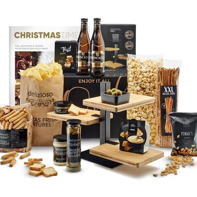 Kerstpakket Serve & Enjoy - 21%