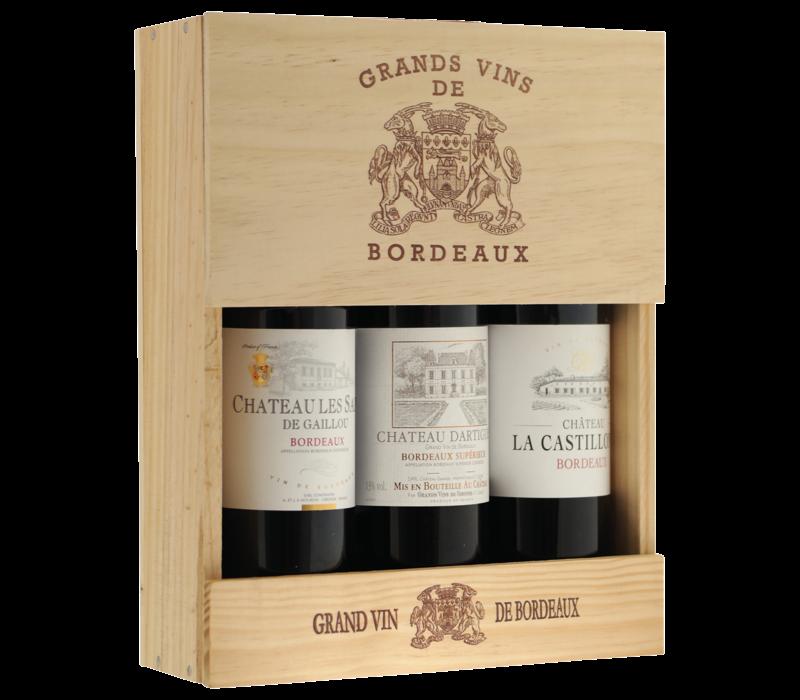 Bordeaux Sélection Médailles