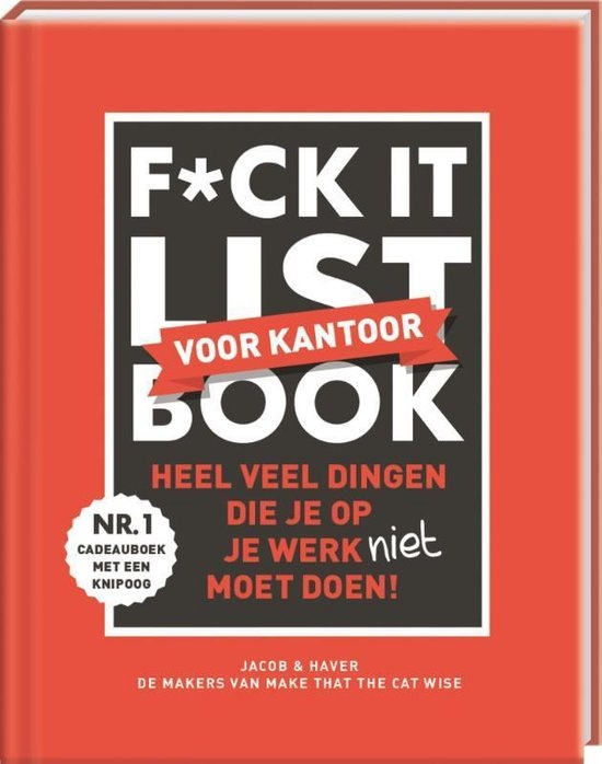 F*ck it list book
