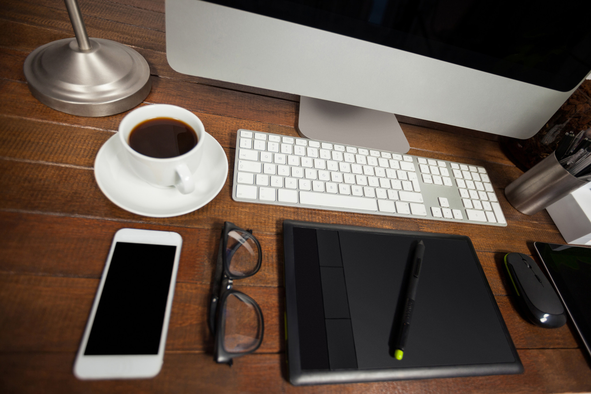 De meest productieve bureau indeling