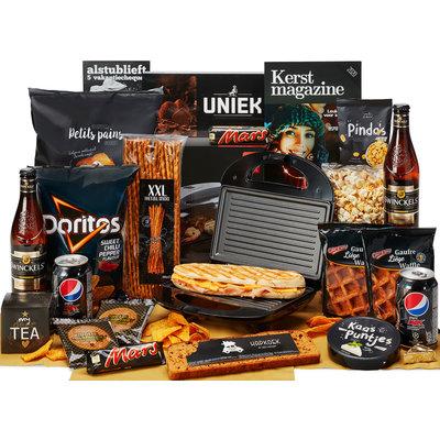 Kerstpakket Luxe lunch