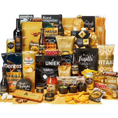 Kerstpakket Touch of gold