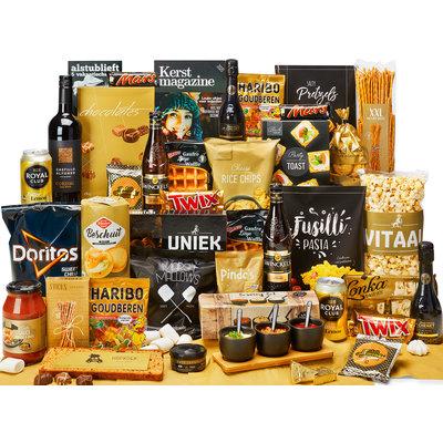 Kerstpakket Extra goud