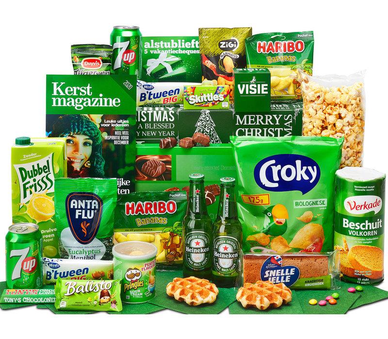 Kerstpakket Private party - 9% BTW