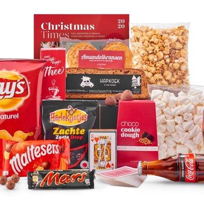 Kerstpakket Avondje thuis