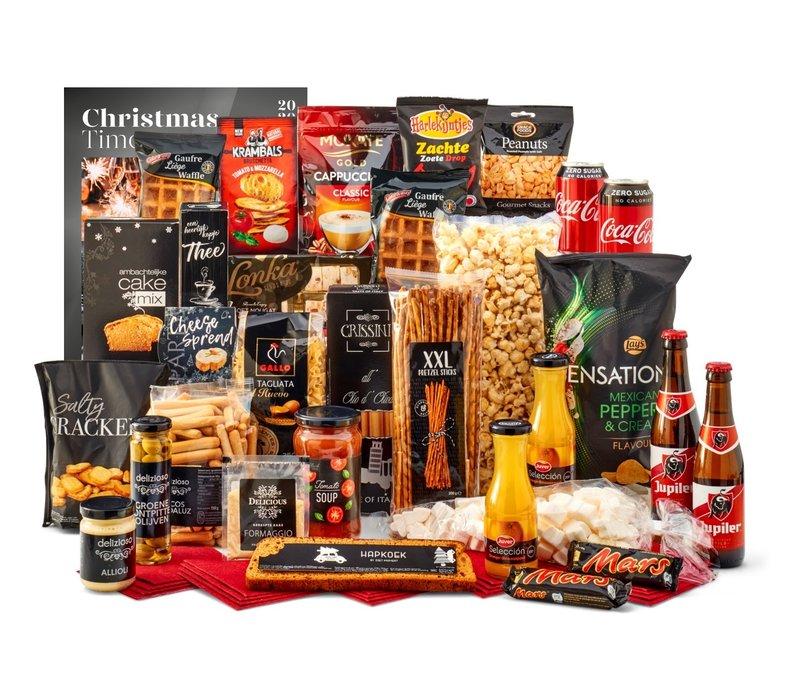 Kerstpakket Bommetje vol - 9% BTW