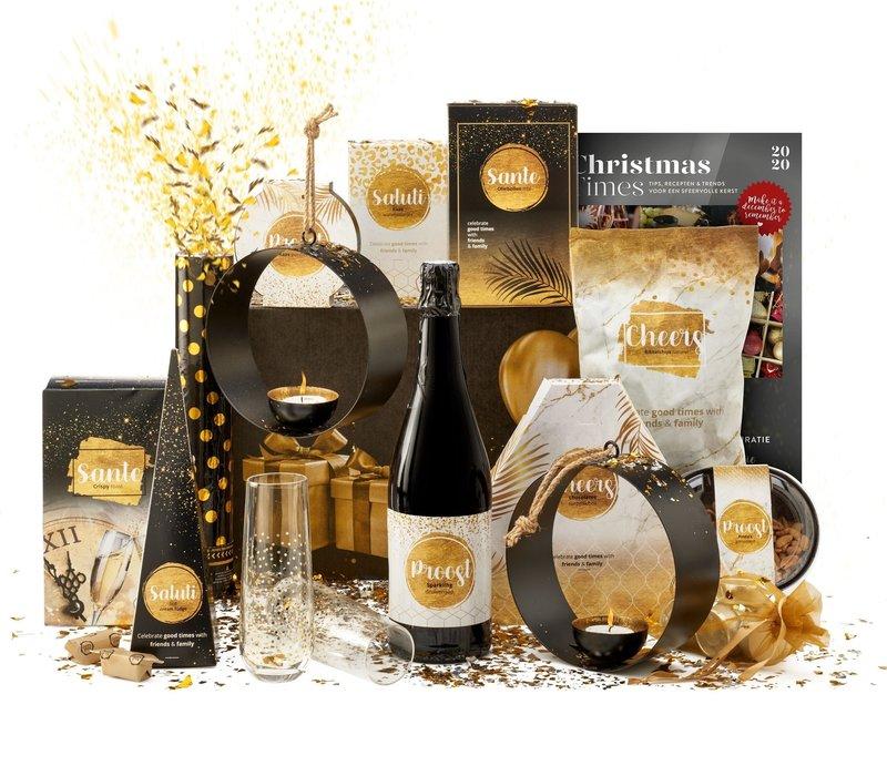 Kerstpakket Cheers - 9% BTW