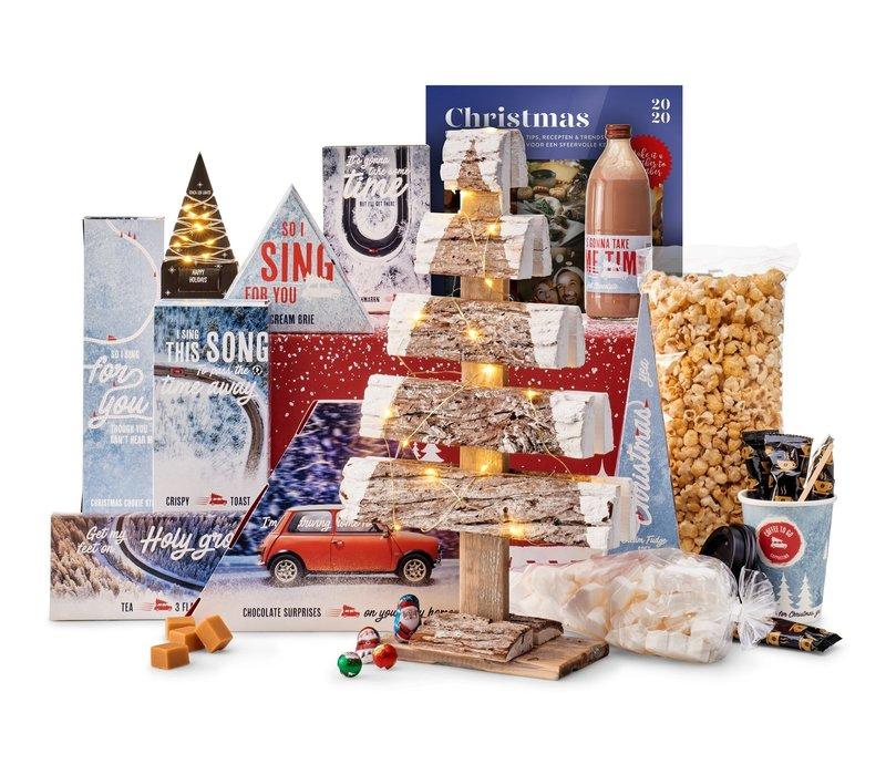 Kerstpakket Christmas times - 21% BTW