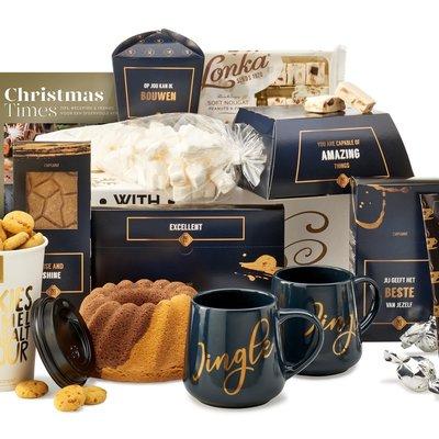 Kerstpakket Cup of jingles