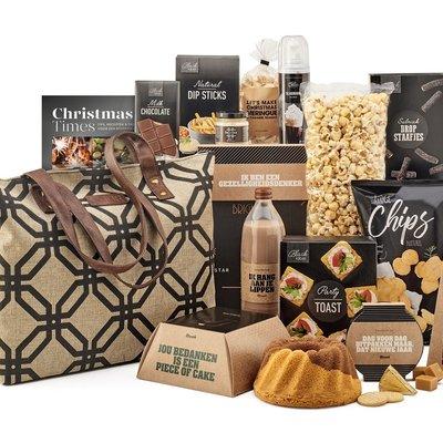 Kerstpakket Goedgevulde shopper