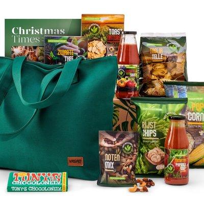 Kerstpakket Groene oogst