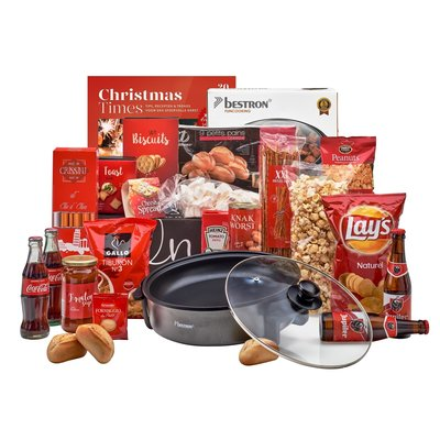 Kerstpakket Lekker makkelijk